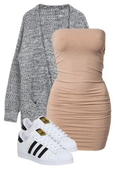 """Untitled #21"" by rosymamii on Polyvore featuring adidas"