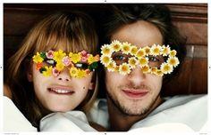 flower glasses