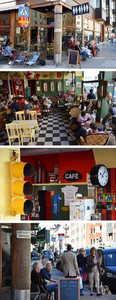 Café String Stockholm Södermalm