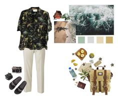 """venice x me x sunday"" by drizkyarrasy on Polyvore featuring art and vintage"