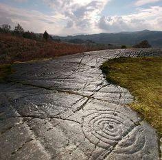 Kilmartin Glen, Scotland - (explore your biking wanderlust on www.motorcyclescotland.com)