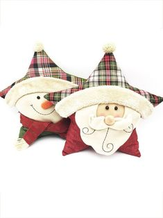 16b13d01449fb Christmas Five-point Star Throw Pillow Decoration Accessories