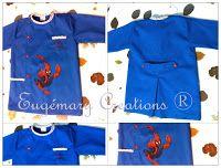 Eugémary Creations ®: Bibes personalizados para creche - Super Heroes fo...