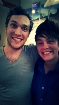 Me & Phillip Phillips after rocking the house! :) what a great night
