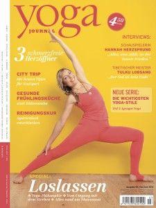 Die 44 Besten Bilder Von Yoga Journal Cover Bilder Journal Covers
