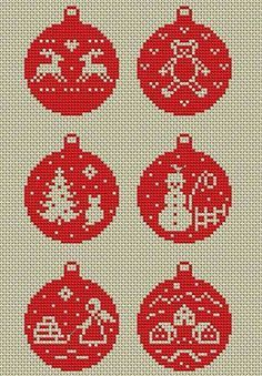 Image result for cross stitch christmas trees