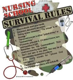 Nursing must