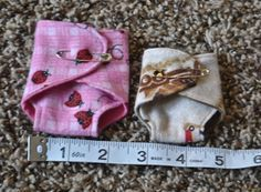 Small Diaper Pattern Sewn Pattern week size These finished diapers measure about top to bottom, 1 at the crotch, a. Preemie Diapers, Diy Diapers, Preemie Clothes, Preemie Babies, Baby Doll Clothes, Preemies, Fur Babies, Baby Clothes Patterns, Baby Patterns