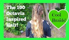 The 100 Octavia Inspired Hair! #cutehairstyles #cutehair #braid #braided #hairstyles
