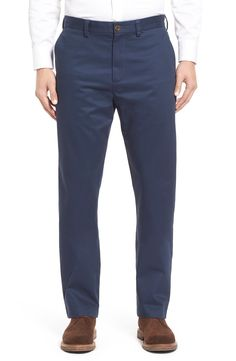 New Nordstrom Men's Shop Wrinkle Free Straight Leg Chinos ,ANTIQUE WHITE fashion online. [$69.5]wooclo top<<