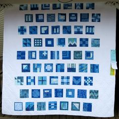 Tula Blue by Lois Wilson of Sisters OR 83 x 93