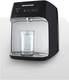 Purificador de Água Brastemp | Água Pura em Casa
