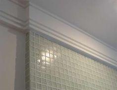 Dicas-teto-gesso-banheiro Nova, Blinds, House Design, Curtains, Interior Design, Bathroom, Home Decor, Cornices, Moulding