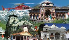 Char Dham Yatra By Helicopter, Chardham Package by Helicopter