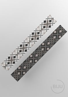 bead embroidery patterns on fabric Loom Bracelet Patterns, Bead Loom Bracelets, Bead Loom Patterns, Beaded Jewelry Patterns, Bead Jewelry, Mosaic Patterns, Color Patterns, Macrame Bracelets, Painting Patterns