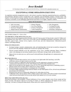 Resume For Retail Jobs Project Manager Sample Resume  Sample Resumes  Sample Resumes .