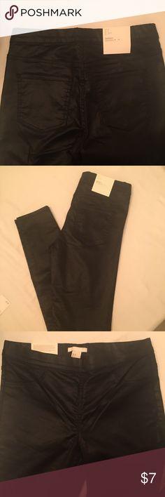 H&M Skinny Pants Brand new black skinny pants ❤️ H&M Pants Skinny