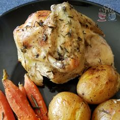 Roasted Chicken Breast & Vegetables