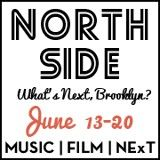 The @northsidefest is happinging NOW! You have one week to check out over 50 films and 350 bands. Have fun! http://wp.me/p248Xv-5iD #NYC