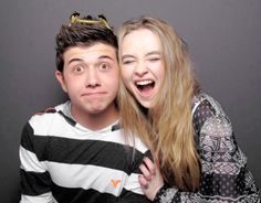 @sabrinaannlynn  and Bradley Steven Perry