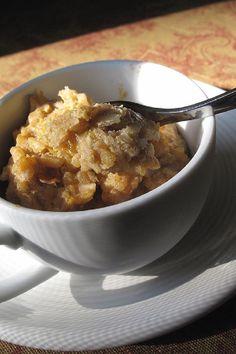 Pumpkin Rice Pudding Dessert #Recipe
