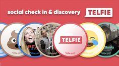 Telfie Sticker Swiper #6