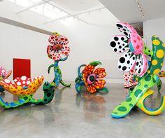 Yayoi Kusama at Brisbane's Gallery of Modern Art