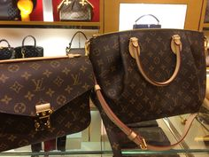 Decisions decisions! (Louis Vuitton Metis pm and turenne mm)