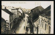 Dunajská ulica