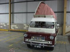 Bedford ca dormobile deluxe 1500 For Sale (1963)