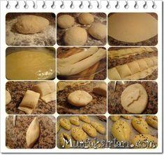 Pastane Poğaçası Yapımı