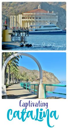 Only 22 miles off the coast of Southern California is the captivating island of Catalina. With only one incorporated town, a herd of buffalo, an airport in the sky, and the largest circular ballroom in the world, there's no end to the surprises that will captivate you too!
