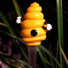 "Polymer clay crafting (@niguku) on Instagram: ""Polymer clay beehive spoon accessory #polymerclay #полимернаяглина"""