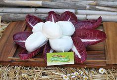 La nostra mozzarella fior di latte Ingredienti: latte di mucca, caglio vegetale e sale