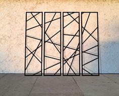 Laser Cut Panel Pattern
