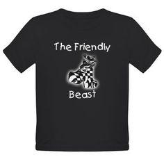 The Friendly Beast Organic Toddler T-Shirt $24.00