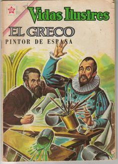 Revistas Mexicanas Comics De Amor | Vidas Ilustres. Revistas-comics,antiguas. Novaro. $65.00