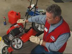 How to Change Oil in a Lawn Mower - Do It Yourself