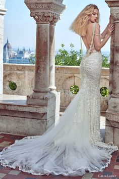 galia lahav fall 2016 bridal sleeveless pearl straps sweetheart illusion bodice sheath lace wedding dress (delphine) bv sexy glam medium train