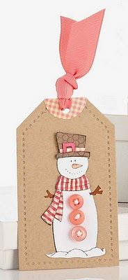 @Vanessa Menhorn from Holiday Cards & More 2011 published by Paper Crafts Magazine.
