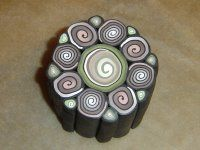 Just Me And My Creations: Polymer Clay - Canes
