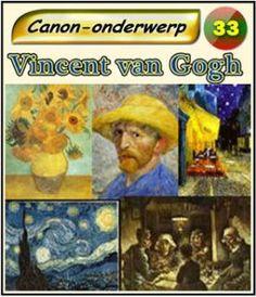 Webkwestie over de Canon van Nederland. Voor alle 50 onderwerpen! Groep 6/7/8