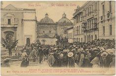 Plaza Sucre - Quito