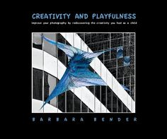 Click to preview CREATIVITY AND PLAYFULNESS improve your photography by rediscovering the creativity you had as a child photo book