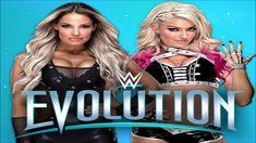 Alexa Bliss set for WWE Evolution Wwe Events, Wwe Trish, Shayna Baszler, Trish Stratus, Wwe Female Wrestlers, Wwe Wallpapers, Wwe Womens, Surf Girls, Wwe Superstars