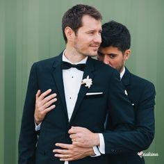 Una preciosa boda gay entre olivos | Love Chocolate and Weddings