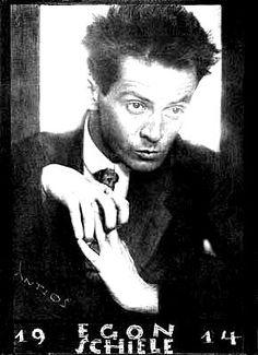 Egon Schiele, uno de los más grandes pintores de la historia!