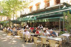 Cours Mirabeau - Aix-en-Provence (France)