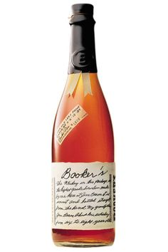 They say this is a sledgehammer Bourbon. Booker's Bourbon is one of the small batch, cask strength Vol.) Bourbons produced by the Jim Beam distillery. Bourbon Whiskey, Whisky, Bourbon Barrel, Scotch Whiskey, Irish Whiskey, Kentucky, Small Batch Bourbon, Gadgets, Packaging