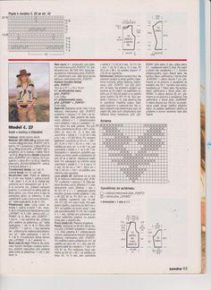 san 2004-6 | KLUB RUČNÍHO PLETENÍ -víc než vzory a návody pro vaše šikovné jehlice